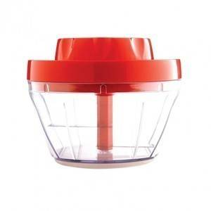 Kuchyňský kráječ Mastrad červený 9,5x11cm - Mastrad