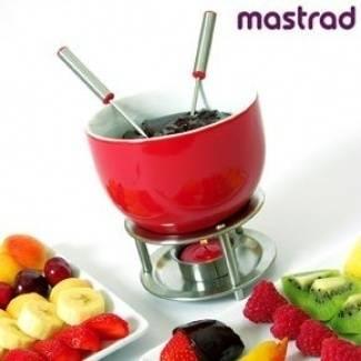 Keramická fondue sada Mastrad - Mastrad