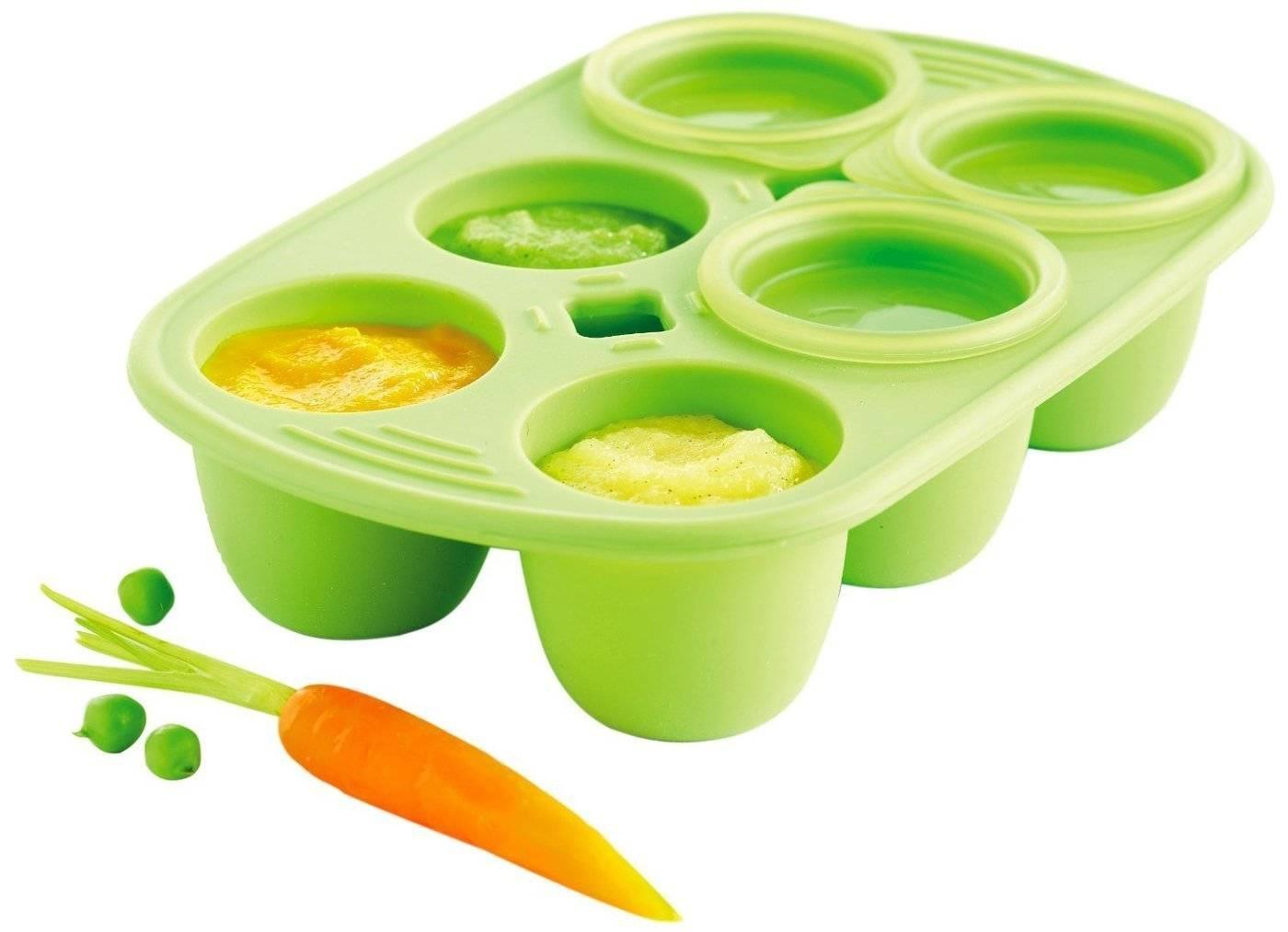 Silikonová miska Mastrad 6 porcí zelená 60ml - Mastrad