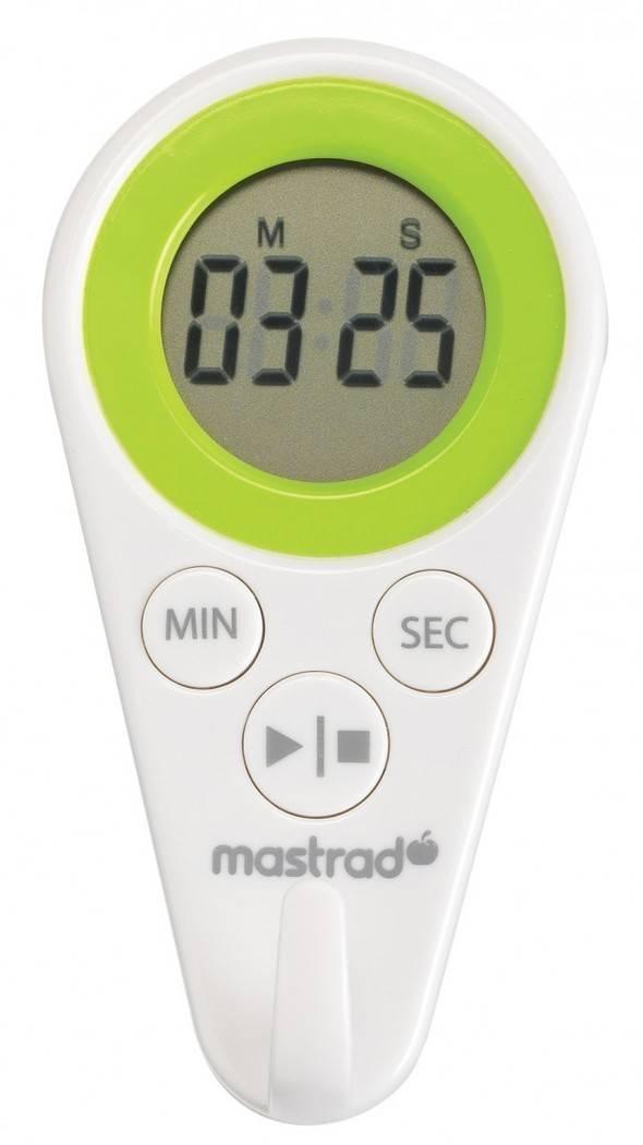 Kuchyňská minutka Mastrad zelená - Mastrad