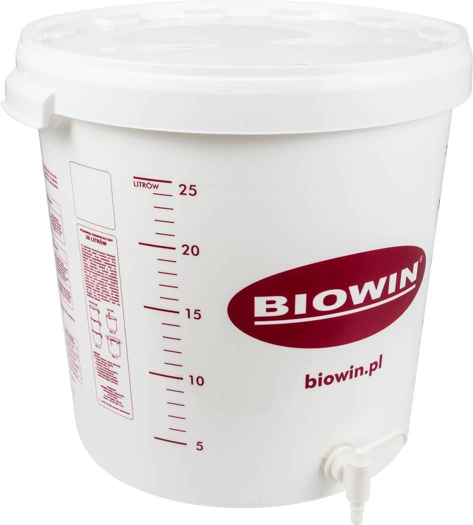 Fermentační nádoba 30l na kvašení piva, vína - BIOWIN