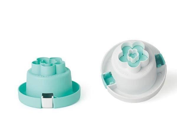 Silikonová forma na výrobu jedlých květin - Silikomart