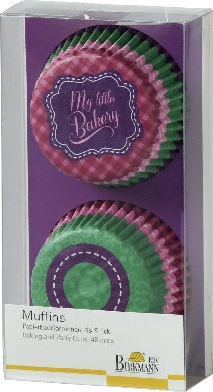 Košíčky na muffiny MY LITTLE BAKERY - Birkmann
