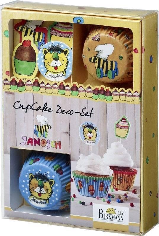 Sada na zdobení muffinů JANOSCH - Birkmann