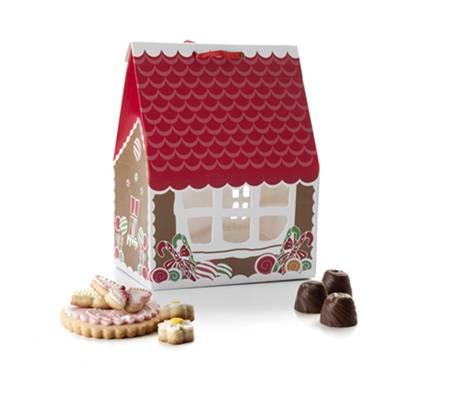 Krabička na cukroví domeček - Ibili