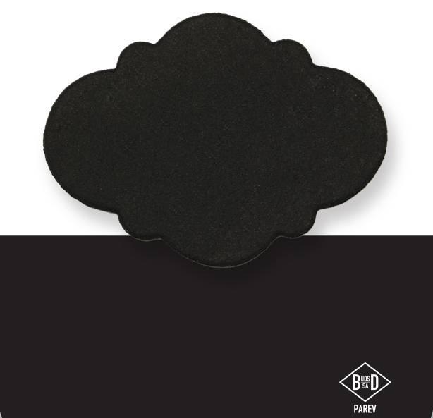 PME gumpasta - černá 200g - PME