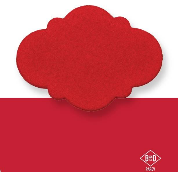 PME gumpasta - červená 200g - PME