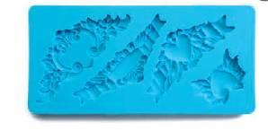 3D forma na fondant ornamenty - Ibili