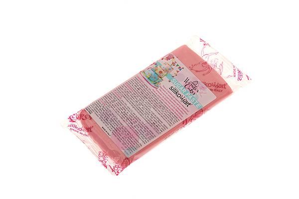 Potahovací hmota SUGAR PASTE – růžová 300g - Silikomart