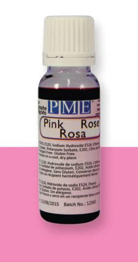 PME airbrush barva základní – růžová - PME