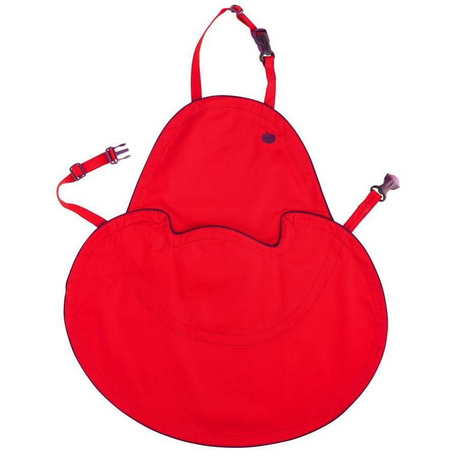 Dětská zástěra Mastrad červená - Mastrad