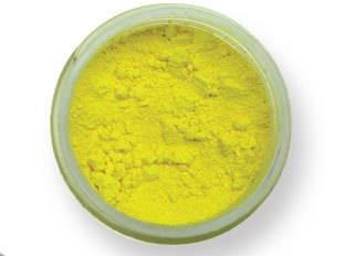 Prachová barva matná – světle žlutá 2g - PME