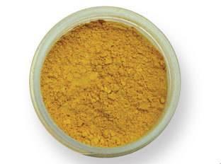 Prachová barva lesklá – zlatá 2g - PME