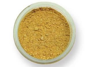Prachová barva lesklá – světle zlatá 2g - PME