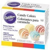 Barvy na čokoládu - Wilton