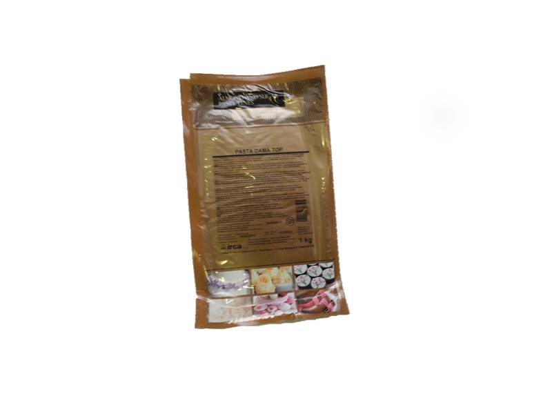 Potahovací hmota 1Kg - Pasta Dama Top - IRCA