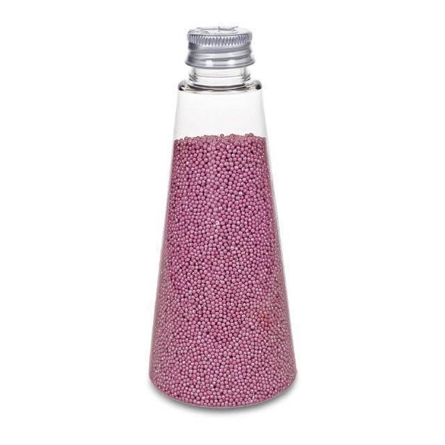 Ozdobné perličky lesklé, purpurové - Stadter