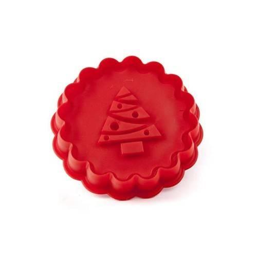 Silikonové vykrajovátko - vánoční stromek - BANQUET