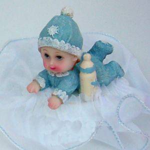 Figurka na dort - kluk -