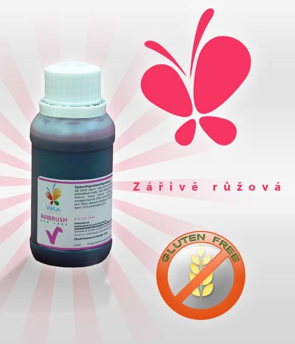 Airbrush barva 45ml - růžová - Vola colori
