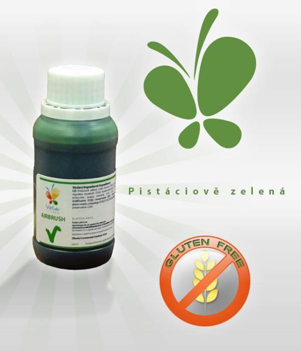 Airbrush barva 45ml - pistáciová zelená - Vola colori
