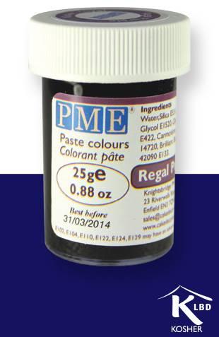 PME gelová barva - královská fialová - PME