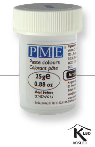 PME gelová barva - arktická bílá - PME