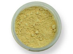 Prachová barva matná – vanilková EKO balení 2g - PME