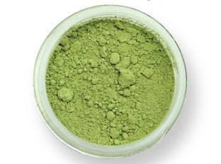 Prachová barva matná – olivově zelená EKO balení 2g - PME