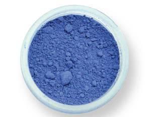 Prachová barva matná – safírově modrá EKO balení 2g - PME
