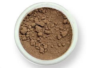 Prachová barva matná – popelavě hnědá EKO balení 2g - PME