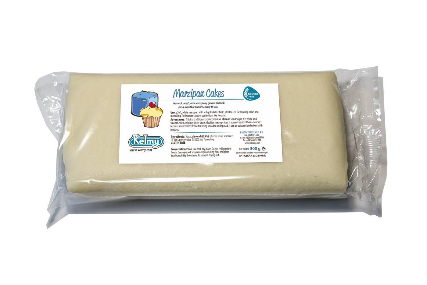 Marcipán 25% mandlí (1kg) - Kelmy