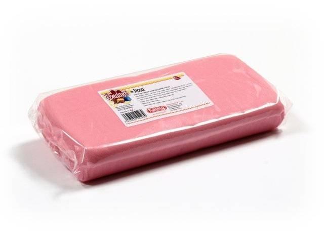 Potahovací hmota 1 Kg - růžová - Kelmy