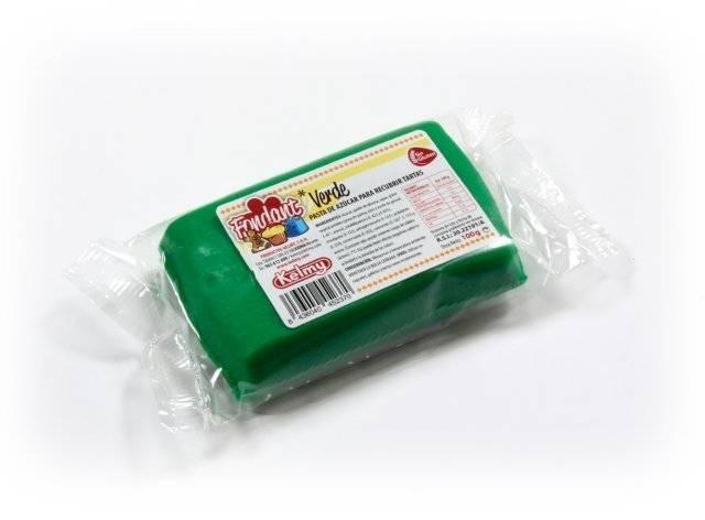 Potahovací hmota 100 g - zelená - Kelmy