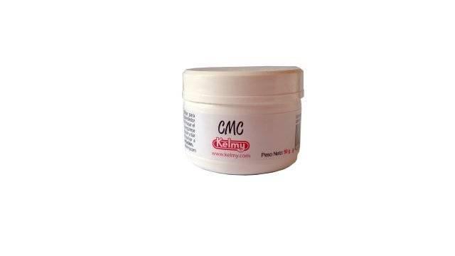 CMC pudr 50g - Kelmy