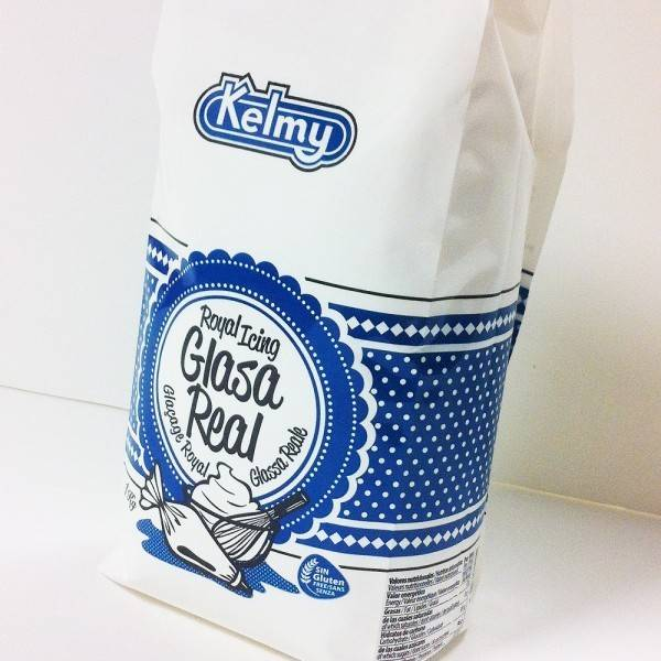Royal Icing 500 g - Kelmy