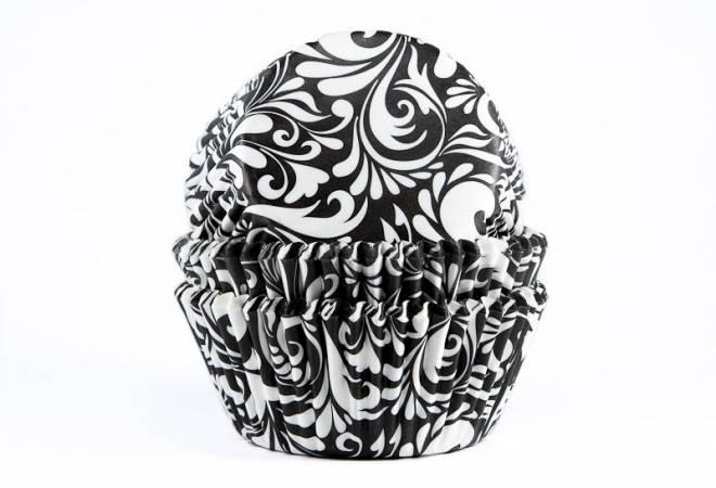 Košíček na muffiny oriental černý - House of Marie