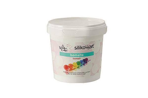 Směs pro přípravu dekoračního cukru Isomalt 500g - Silikomart