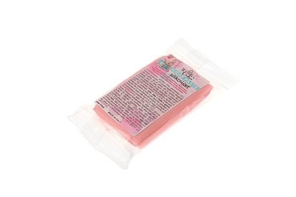 Modelovací hmota 100g - růžová - Silikomart