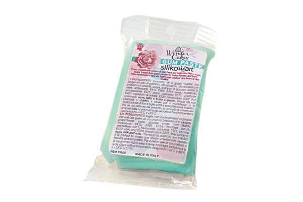 Gum pasta 100g - světle modrá - Silikomart
