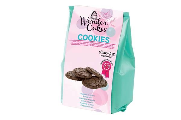 Směs pro přípravu sušenek Cookies 400g - Silikomart