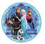 Jedlý papír Elsa, Anna, Olaf, Kristoff a Sven- 21cm - Florensuc
