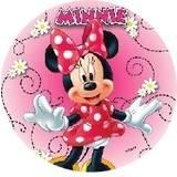 Jedlý papír Minnie - 21cm - Florensuc