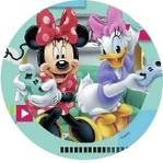 Jedlý papír Mickey a přátelé - 21cm - Florensuc