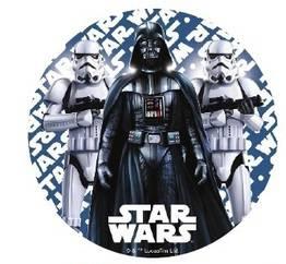 Jedlý papír Star Wars - 21cm - Florensuc