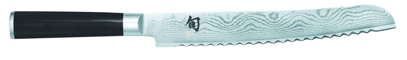Nůž na chléb SHUN 22,5cm - KAI