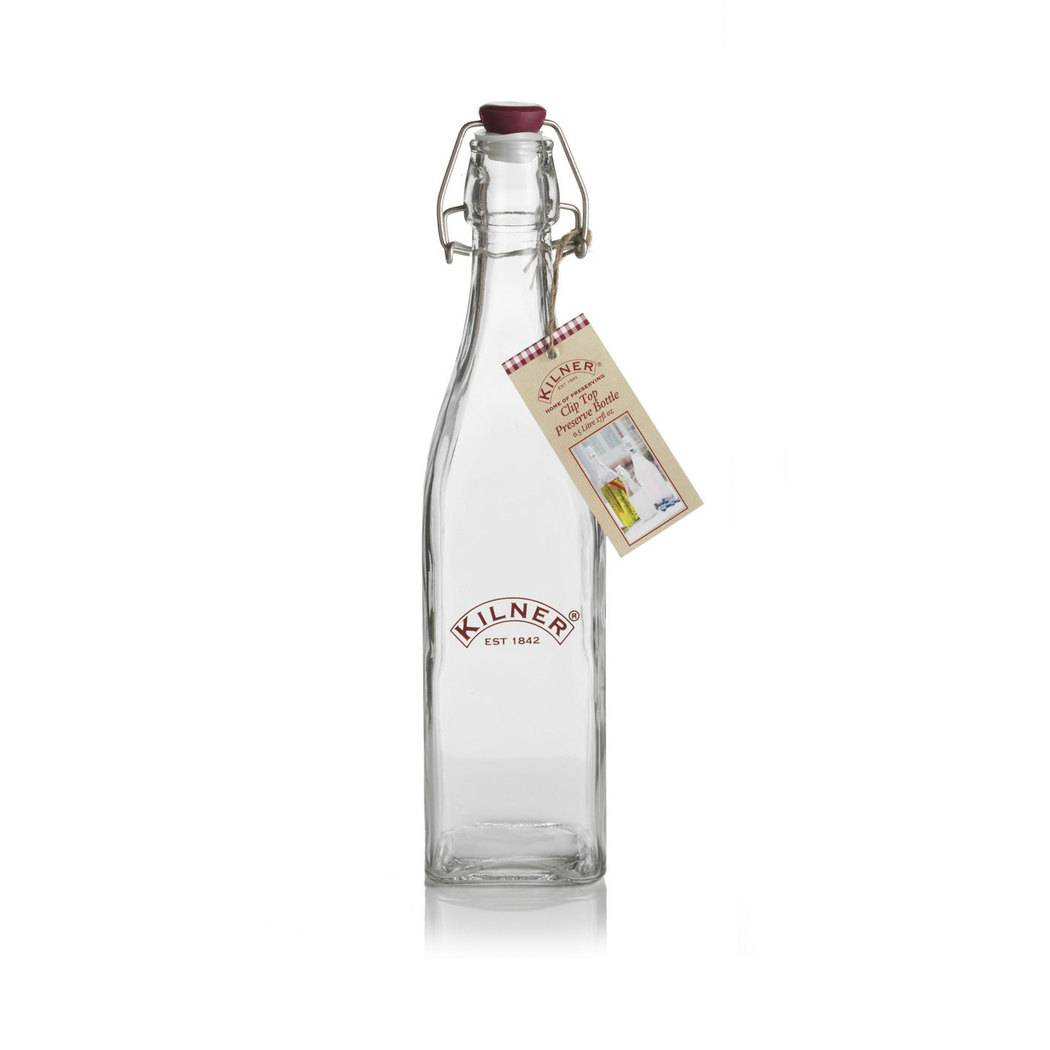 Zavařovací sklenice s klipem 550ml - Kilner