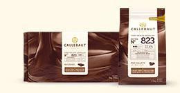 Čokoláda 2,5Kg - mléčná - Callebaut