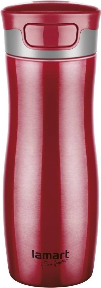 Termohrnek 0,48L červená LT4029 - Lamart