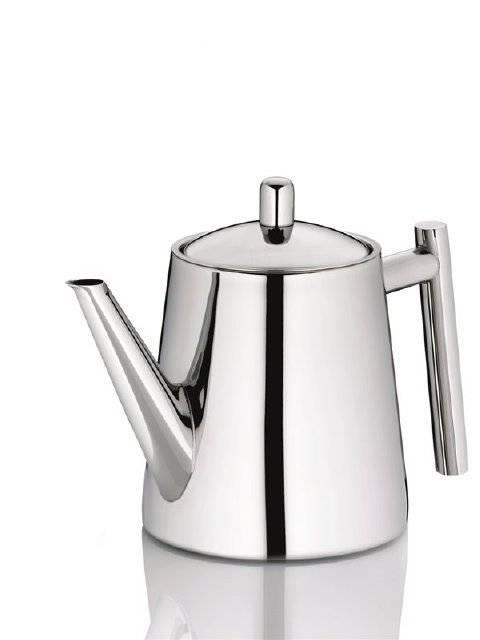 Nerezová čajová konvička - ANCONA O11,5cm x v15cm - Kela